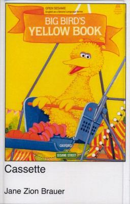 Open Sesame: Big Bird's Yellow Book: Cassette 9780194341721