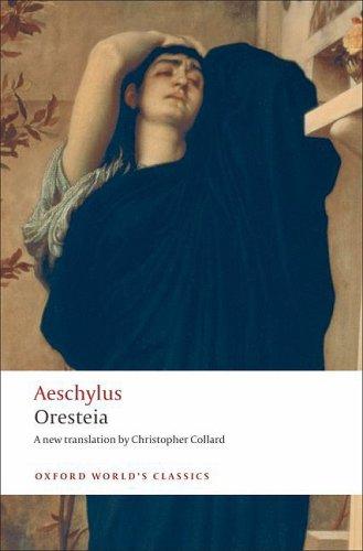 Oresteia 9780199537815