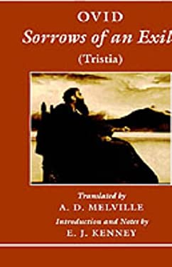 Sorrows of an Exile: Tristia 9780198147923
