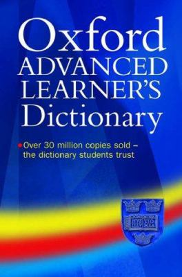 Oxford Advanced Learner's Dictionary: Of Current English 9780194314244