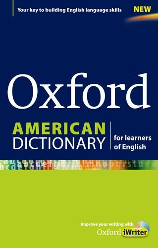 Oxford American Dictionary for Learners of English [With CDROM] 9780194399722