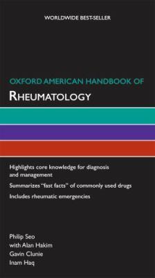 Oxford American Handbook of Rheumatology 9780195367782