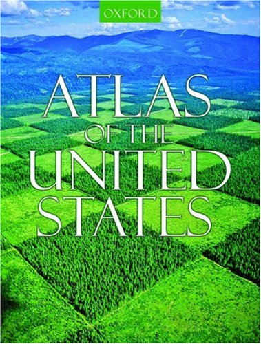 Oxford Atlas of the United States 9780195220445