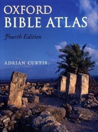 Oxford Bible Atlas 9780199560462