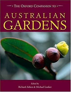 Oxford Companion to Australian Gardens 9780195536447