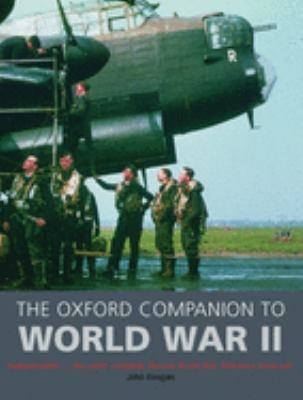 Oxford Companion to World War II 9780192806703