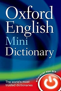 Oxford English Mini Dictionary 9780199692415
