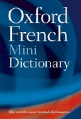 Oxford French Minidictionary 9780198610458