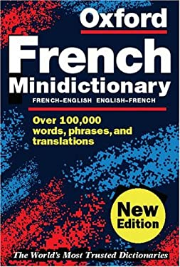 Oxford French Minidictionary Revised 9780198604679