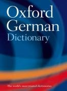 Oxford German Dictionary [With CDROM] 9780199545681