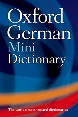 Oxford German Mini Dictionary: German-English/English-German 9780199541256