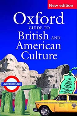 Oxford Guide to British and American Culture 9780194311298