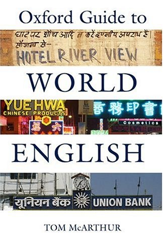 Oxford Guide to World English