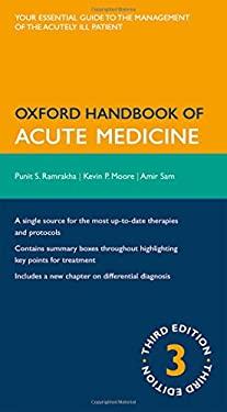 Oxford Handbook of Acute Medicine 9780199230921
