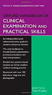 Oxford Handbook of Clinical Examination and Practical Skills 9780198568384