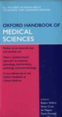Oxford Handbook of Clinical Medicine and Oxford Handbook of Medical Sciences Pack 9780199234851