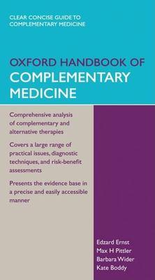 Oxford Handbook of Complementary Medicine 9780199206773