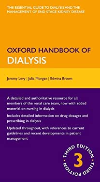 Oxford Handbook of Dialysis 9780199235285