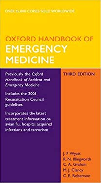 Oxford Handbook of Emergency Medicine 9780199206070