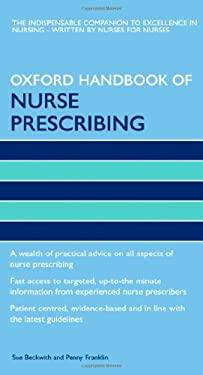 Oxford Handbook of Nurse Prescribing 9780198570783