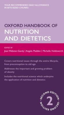 Oxford Handbook of Nutrition and Dietetics - 2nd Edition