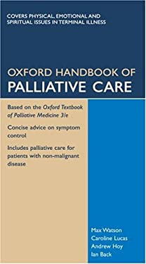 Oxford Handbook of Palliative Care 9780198508977