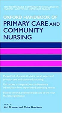 Oxford Handbook of Primary Care and Community Nursing 9780198568902