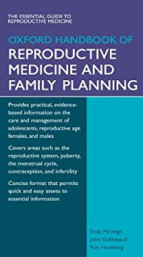 Oxford Handbook of Reproductive Medicine and Family Planning 9780199203802