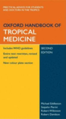 Oxford Handbook of Tropical Medicine 9780198525097