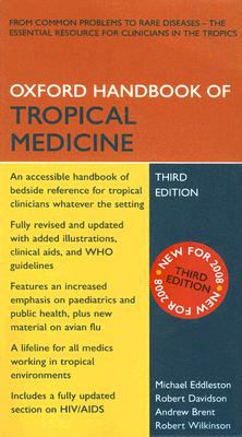 Oxford Handbook of Tropical Medicine 9780199204090