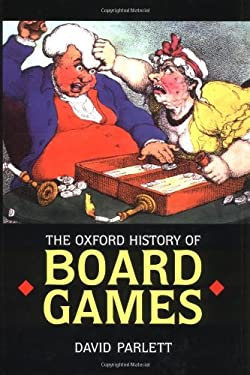 Oxford History of Board Games 9780192129987