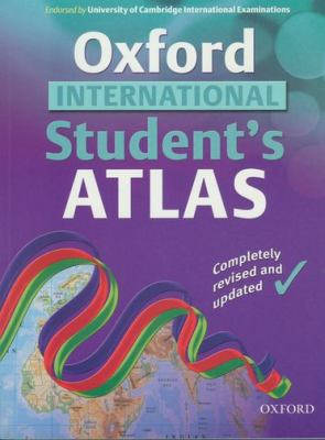 Oxford International Student's Atlas 9780198325796