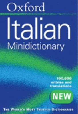 Oxford Italian Minidictionary 9780198605447