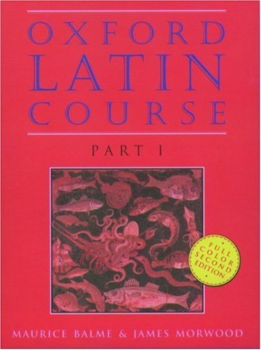 Oxford Latin Course: Part I 9780195212037