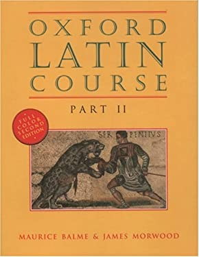 Oxford Latin Course: Part II 9780195212051