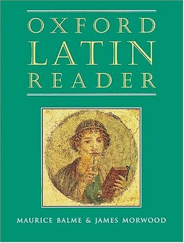 Oxford Latin Reader 9780195212099