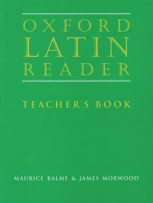 Oxford Latin Reader 9780199122332