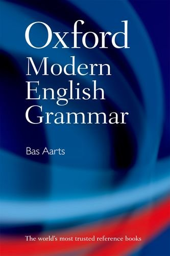 Oxford Modern English Grammar 9780199533190