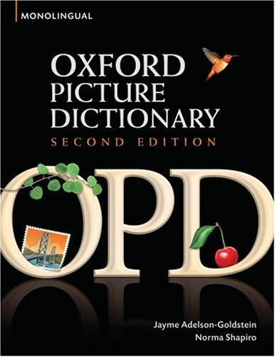 Oxford Picture Dictionary 9780194369763