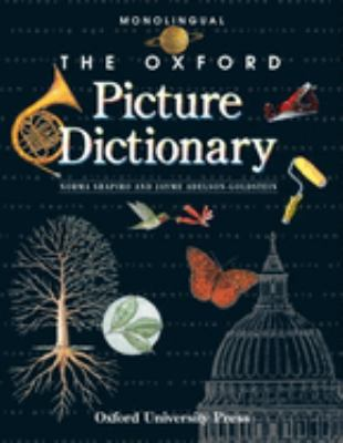 Oxford Picture Dictionary: Monolingual 9780194700597