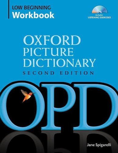 Oxford Picture Dictionary: Low Beginning Workbook [With 3 CDROMs] 9780194740401