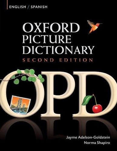 Oxford Picture Dictionary: English/Spanish, Ingles/Espanol 9780194740098