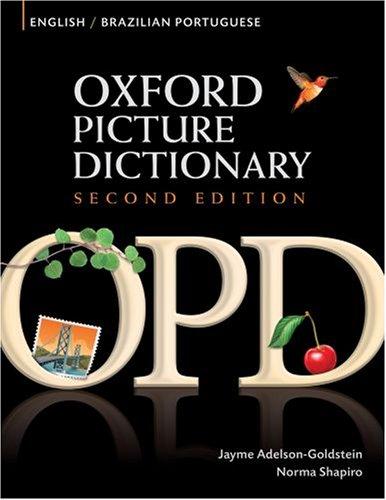 Oxford Picture Dictionary: English/Brazilian Portuguese