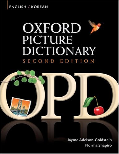 Oxford Picture Dictionary: English/Korean 9780194740166