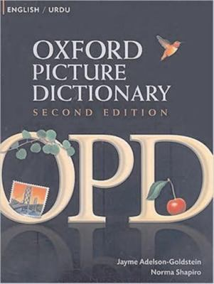 Oxford Picture Dictionary: English/Urdu 9780194740210