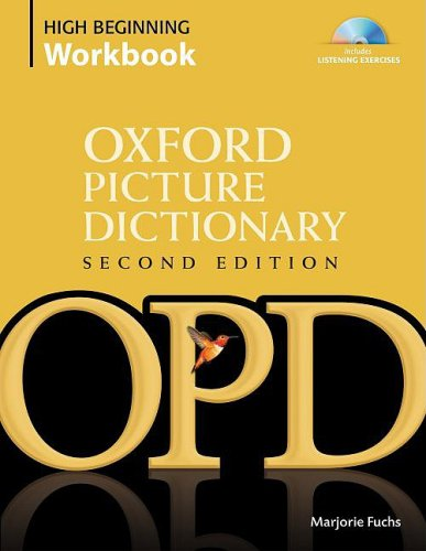 High picture dictionary oxford beginning workbook pdf