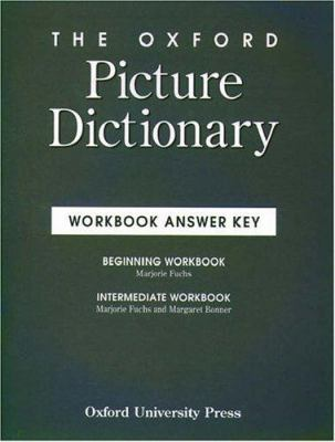 The Oxford Picture Dictionary Workbook Answer Key 9780194359771
