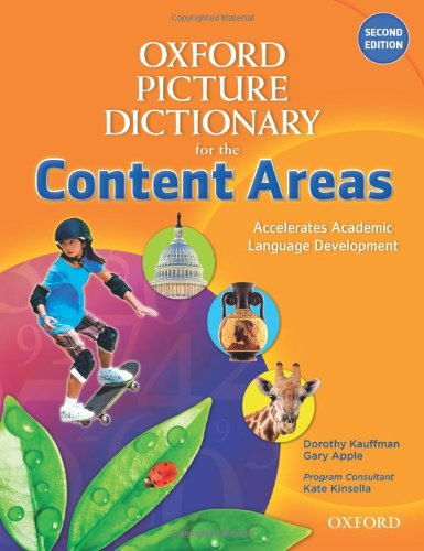 Oxford Picture Dictionary for the Content Areas 9780194525008