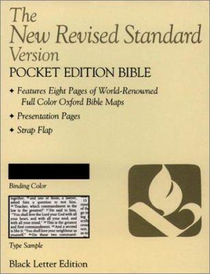 Oxford Pocket Bible 9780195282009