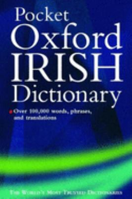 Oxford Pocket Irish Dictionary 9780198602545